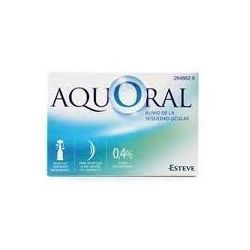AQUORAL 0,5 ML 20 UNI