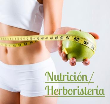 Nutrición herboristería